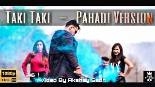 Dj Snake Taki Taki Pahadi Version Rare Rishabh Pahadi Rap Latest Garhwali Dj Song 2019.mp3