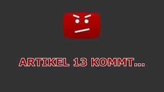 Artikel 13 KOMMT! - Was nun? (Artikel 13 Demo, Abstimmungsergebnisse etc.)
