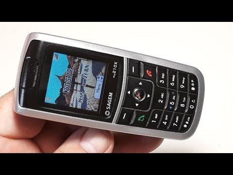 Sagem MY210X Retro Phone из Германии от немецкого Vodafone