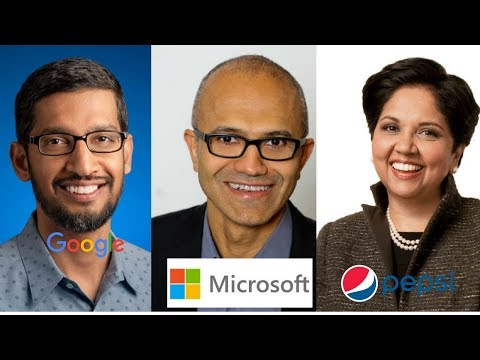 10 Outstanding Indian CEOs Who Are Ruling The World
