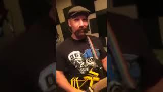 "Zebrahead - ""Automatic"" Rehearsal [28th August 2018]"