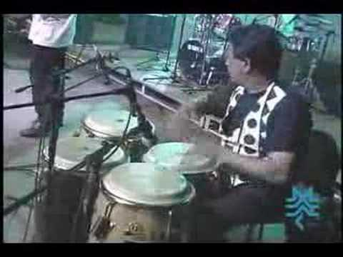 MORNING - Clark Fisher (by Galapagos Video) PATATO SALGADO Y Su CONGA Video