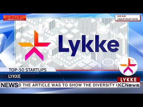 KCN Lykke named one of the Top 50 blockchain startups 2017