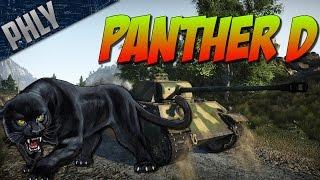 War Thunder Panther! PANTHER PACK! War Thunder Tanks