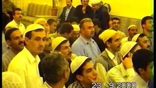 SUNGUR AĞABEY DOKTOR RAUF RİSALE İ NUR DERSİ VE HATIRALAR 23 9 2003 2