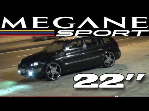MEGANE COM ARO 22
