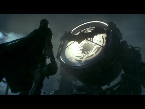 Batman: Arkham Knight (PC)(The Dark Knight Suit Walkthrough)[Ending] - Knightfall Protocol