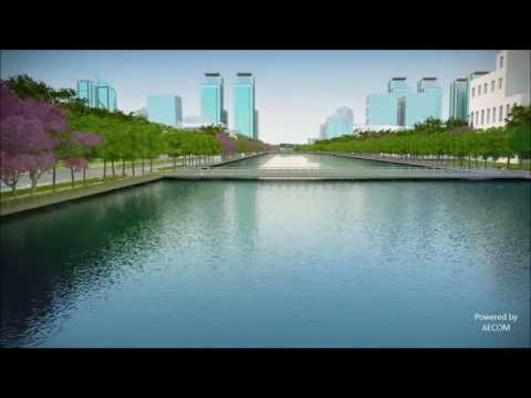 Dholera - India's first greenfield smart industrial city