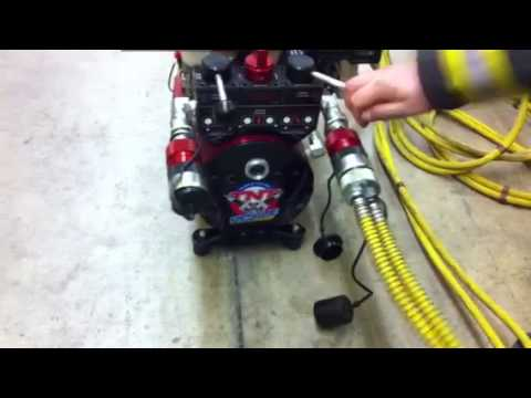 TNT Pump Operation