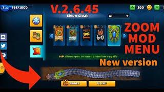 Little Big Snake Zoom Mod Menu Apk V.2.6.45 (New version) ⚡⚡⚡⚡