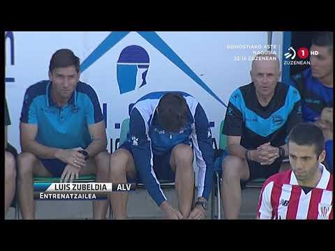 2017-08-12; Euskal Herriko Txapela, finala; Athletic 2 - Alavés 2