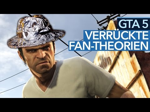 GTA 5 - Top 5 Verrückte Fan-Theorien Zum Spiel