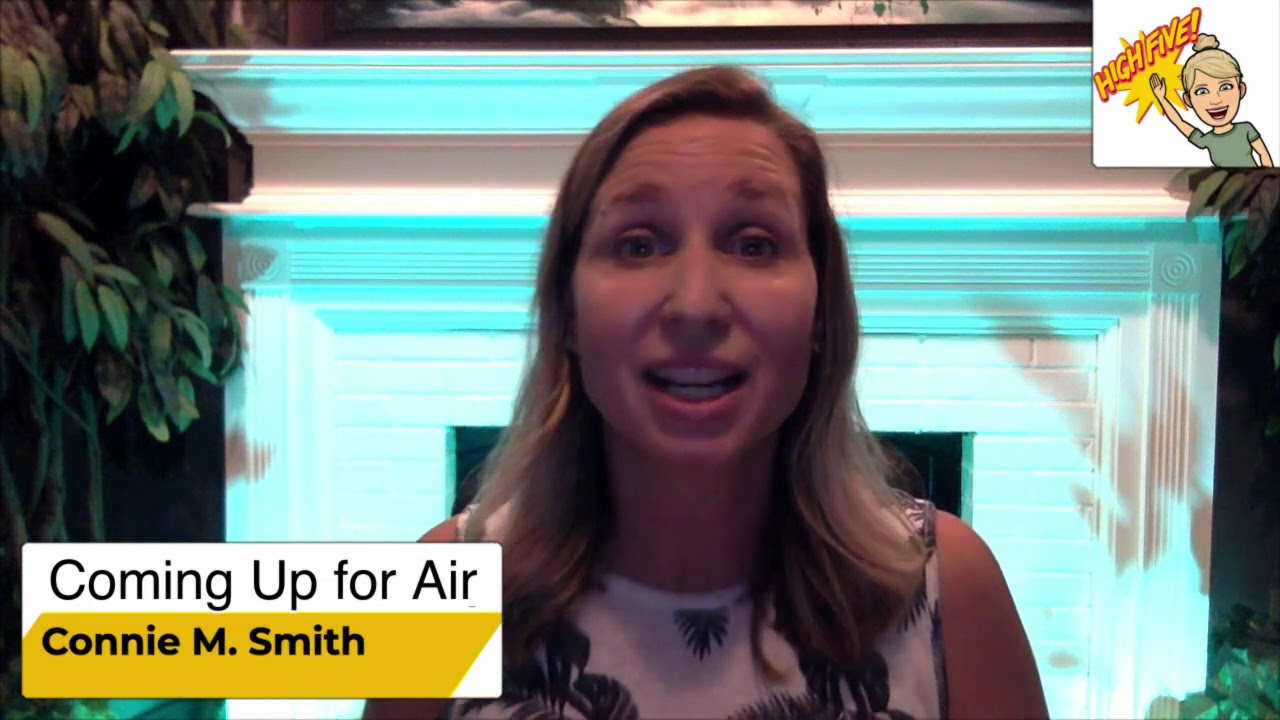 Coming Up for Air! (Y1:E8)