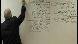 محاضرة 18: العوامل الأخرى المرتبطة بقرارات الموازنة الرأسمالية - 2