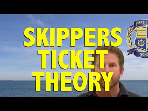 Skippers Ticket Theory revision