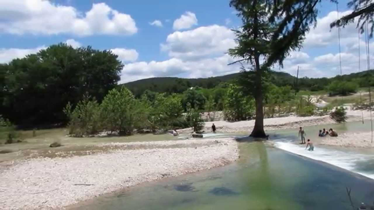 Camp Riverview on the Frio River - YouTube