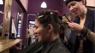 Metamofrozy z Barber Shop: Nowe fryzury, nowoczesne stylizacje