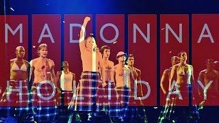 Madonna - Holiday (Live 2004)