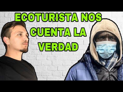 ENTREVISTA con un ECOTURISTA de las RAÍCES (Tenerife) - La verdad de las islas Canarias