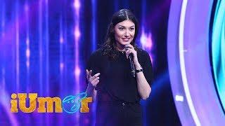 Loredana Ungureanu, de la fotomodel la stand up comedy. Bendeac: