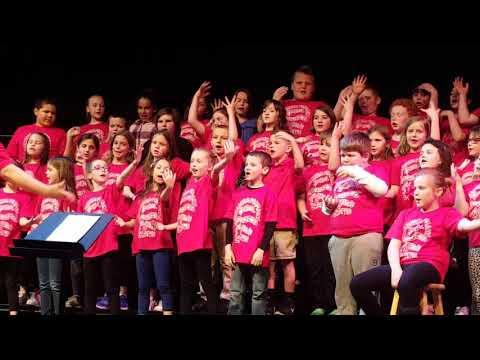 """""""SAGE FOSS"""" Windham Primary School concert"""
