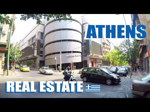 Greece Real Estate Prices: Are Athens Apartments Cheap?