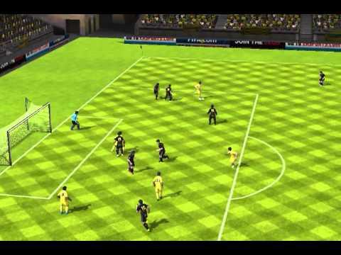Fifa 13 Iphoneipad Villarreal Cf Vs Ud Las Palmas Youtube