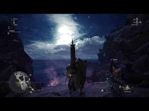 Monster Hunter: World Beta Ancient Forest Exploration 1 pt2