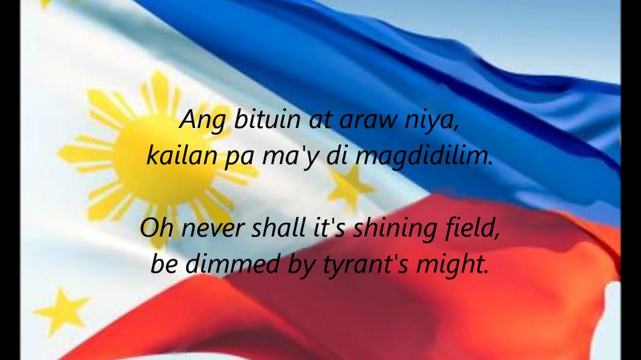 pambansang awit ng pilipinas free mp3