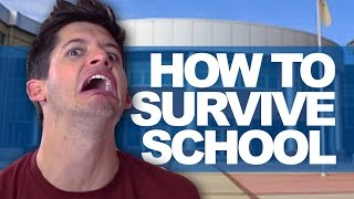 3 WAYS TO SURVIVE SCHOOL & MAKE FRIENDS | #DEARHUNTER