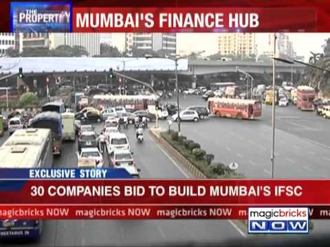 Mumbai International Finance Centre: 30 biggies in the fray of bidding – The Property News