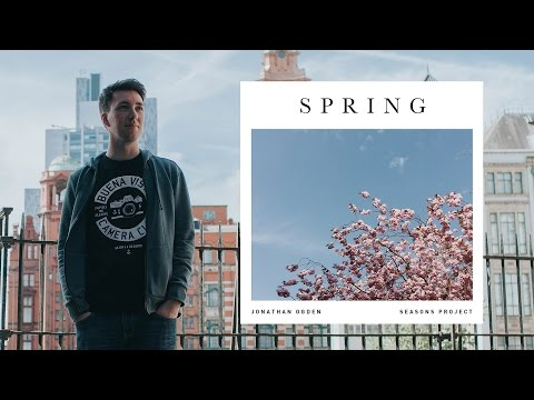 """Live Q&A about the """"Spring"""" EP, Jonathan Ogden."""