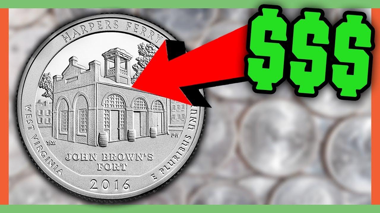 RARE ERROR QUARTERS WORTH MONEY - MOST VALUABLE QUARTERS!!