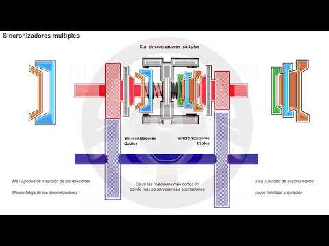 Sincronizadores múltiples (6/8)