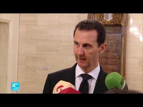 الأسد: كل من يعمل تحت قيادة أي بلد أجنبي وضد جيشه هو خائن  - نشر قبل 2 ساعة