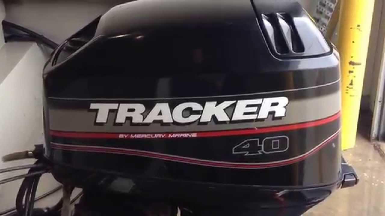 2000 Tracker Pro Deep V 16 16 1 Quot Boat Youtube