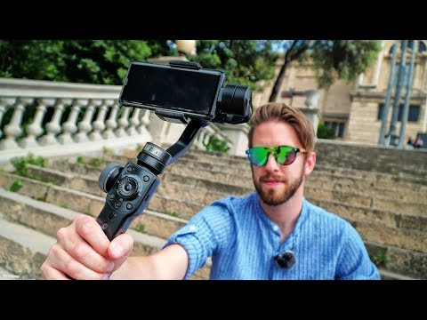 Zhiyun Smooth 4 Great Gimbal In Depth Review