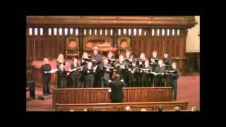 Salve Regina Performed By Vox Reflexa At First Baptist Church, Lafayette