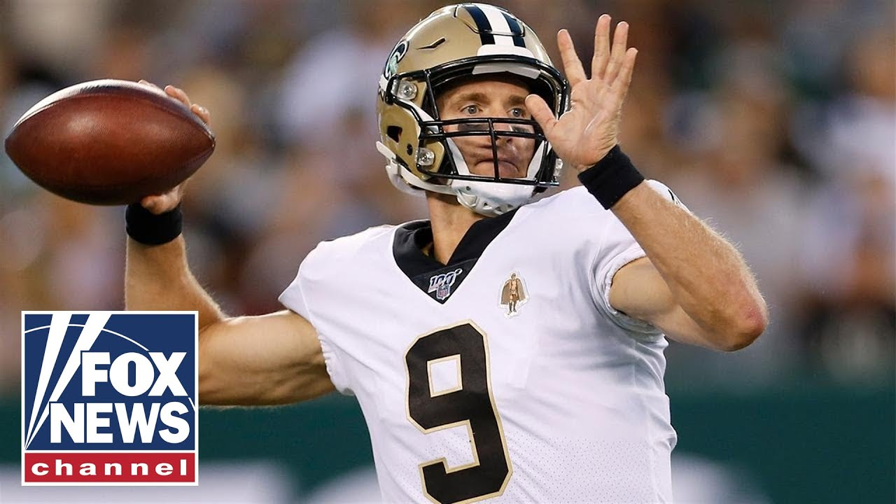 Drew Brees, the face, heart and soul of the New Orleans Saints ...