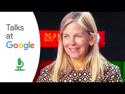 "Dava Newman: ""Mars and Beyond: Exploring Today for Tomorrow"" 
