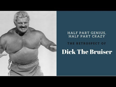 Ring Talk Retrospect- Wrestling Podcast-Willaim Afflis- DICK THE BRUISER