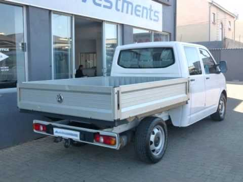 2012 VOLKSWAGEN TRANSPORTER 2.0 BiTDI 132kW Double Cab Auto For Sale On Auto Trader South Africa