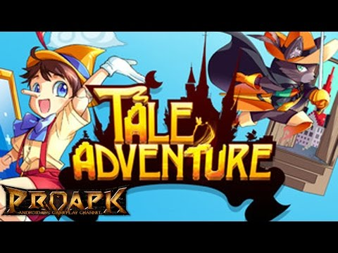 Tale Adventure Gameplay IOS / Android
