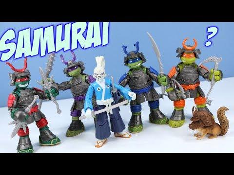 Tales of the Teenage Mutant Ninja Turtles The Samurai Usagi Yojimbo