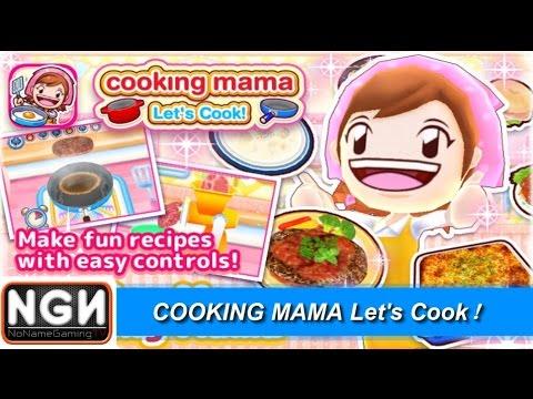 COOKING MAMA Let's Cook! - ทำอาหารบนมือถือ (เกมมือถือ)