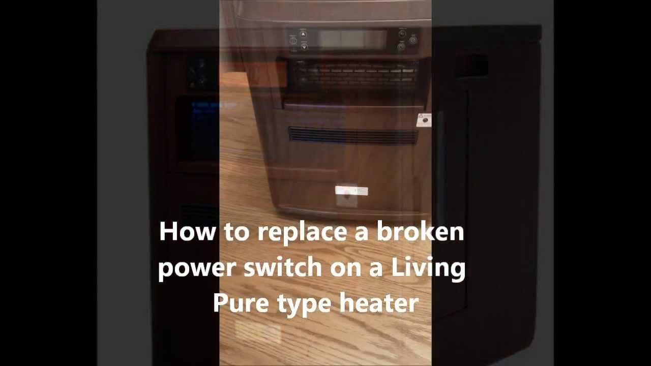 replacement power switch youtube rh youtube com