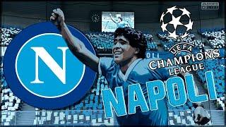 CHAMPIONS LEAGUE CON NAPOLI   RETO DE MARZI