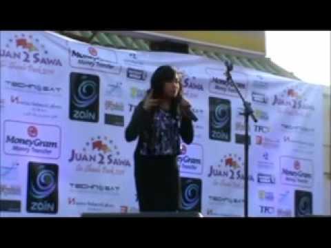 HAZEL MAE FIELD URSAIS - I Who Have Nothing (Sing-Galing 2011 GRAND FINALS)