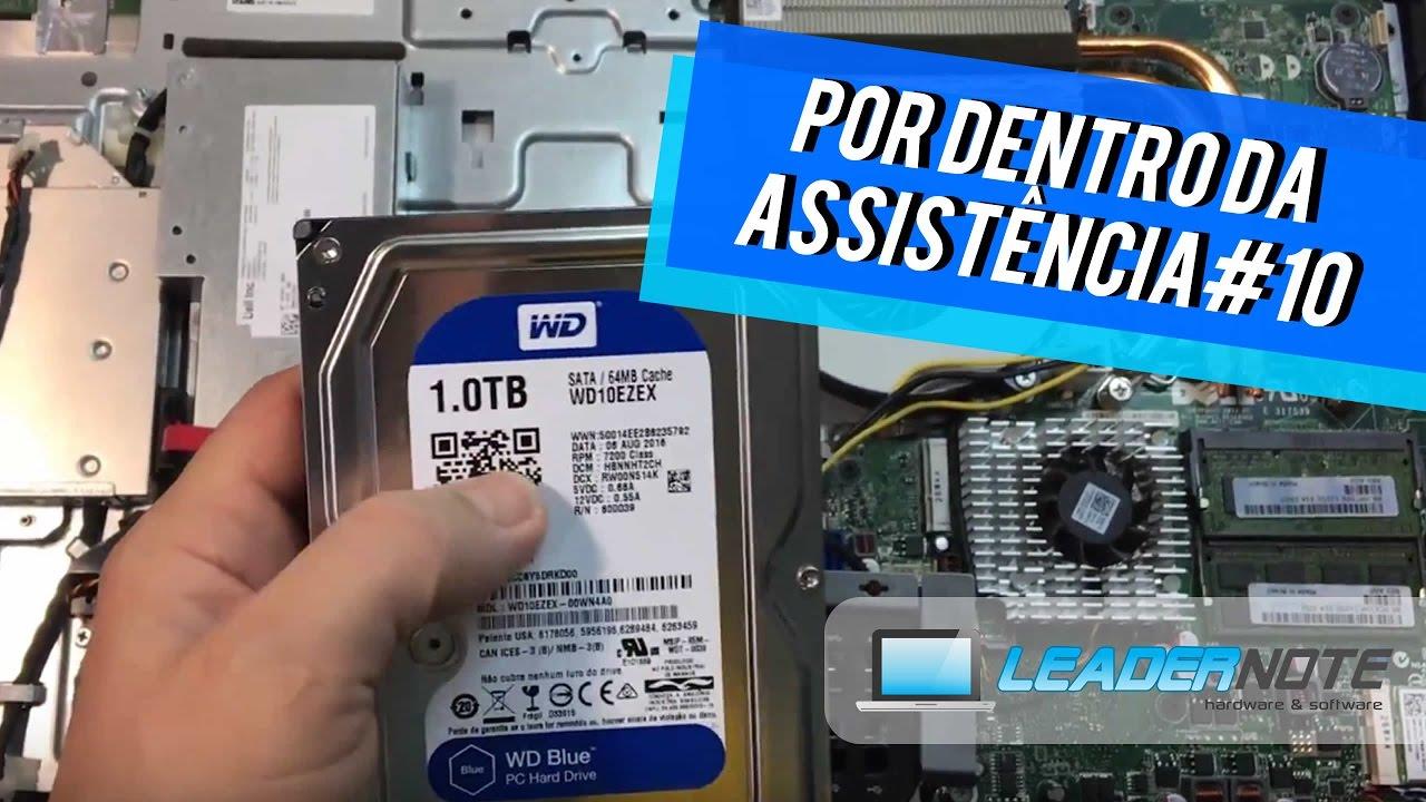 9b0b26672 All in One Dell 2330 - Por Dentro da Assistência  10 - YouTube