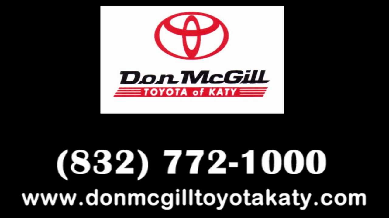 Don Mcgill Toyota Katy >> 2012 Avalon Houston Toyota Dealer Toyota of Katy - YouTube